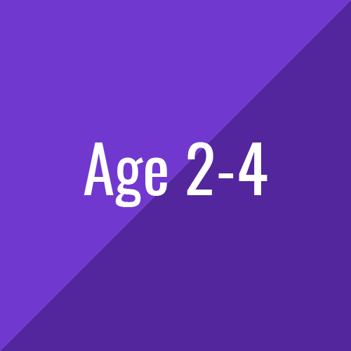 Age 2-4