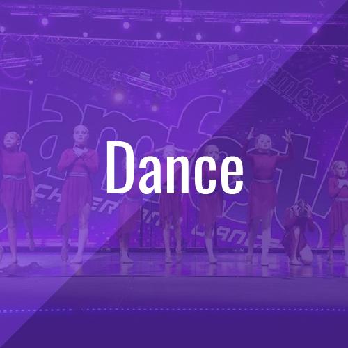 Dance Image Button