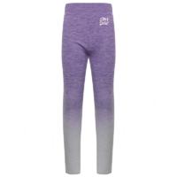 Kids Purple Leggings Front