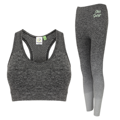 Seamless Crop Double Adult